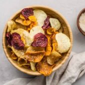 Alkaline Vegetable Chips